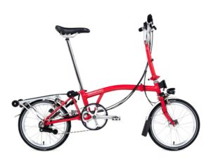 Brompton_M6R_Red_open